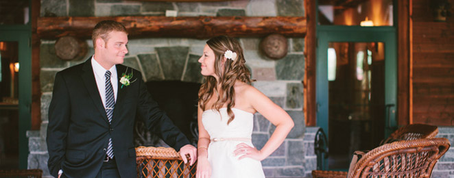 Featured Image | Danielle + Brian :: The Whiteface Lodge | Lake Placid, New York Wedding