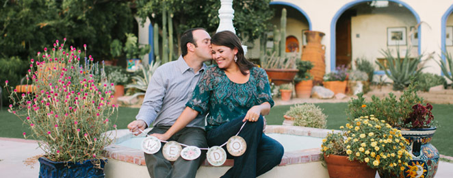 Featured Image | Chelsa + Barry :: Tucson, AZ Engagement Photography