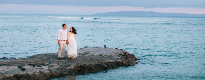 Featured Image | Keren + Michael :: Olowalu Plantation Wedding in Maui