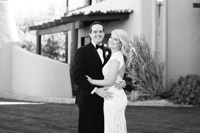 Featured Image | Alex + Jason's Waldorf Astoria Wedding at The Boulders